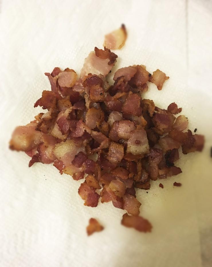 polenta-bacon