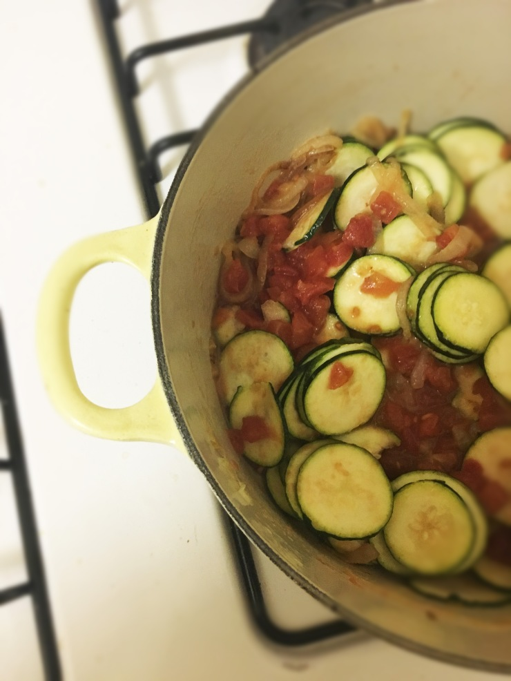 polenta-sauce