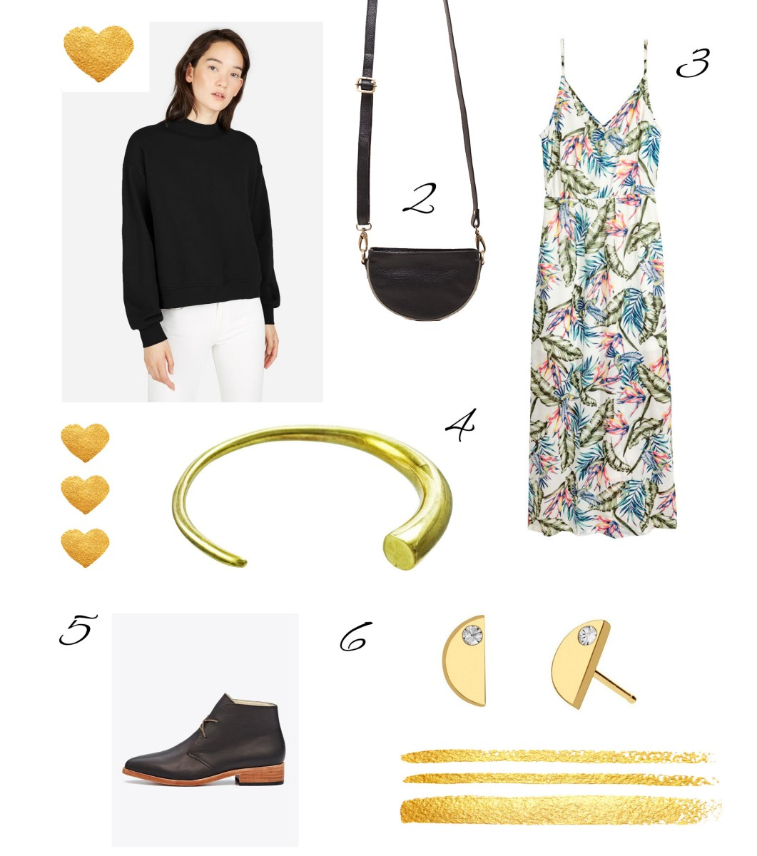Thursday's ethical style